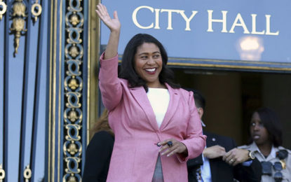 San Francisco Elects First African-American Woman as Mayor.