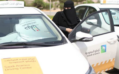 Saudi Arabia's Women Drivers Get Ready to Steer Their Lives.