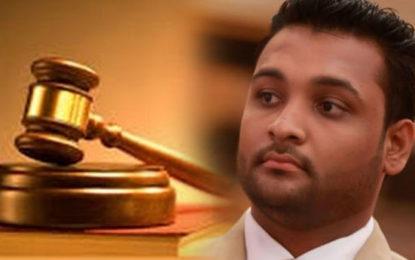 Palitha Range Bandara's Son YasodhaFurther Remanded