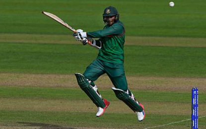 Mustafizur's Absence a Chance for Someone Else To Shine, Reckons Shakib