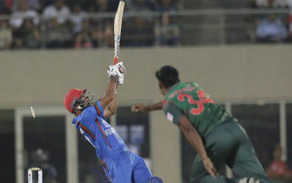 Rashid Khan Stars Again As Afghanistan Outclass Bangladesh in T20 Series Opener