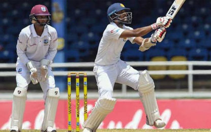 West Indies Crush Sri Lanka by 226-Runs in First Test