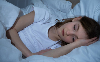 Teen Girls More Vulnerable To Sleep Changes in Adolescence