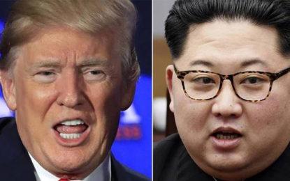 Trump Meets North Korean Envoy, Confirms Singapore Summit on June 12