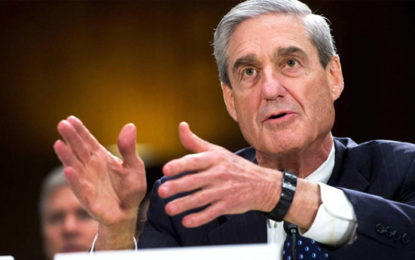 Robert Mueller's Team Worries Russia Could Use Court Case to Spy on Probe.