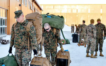 Russia Vows Consequences after Norway Invites More USMarines.