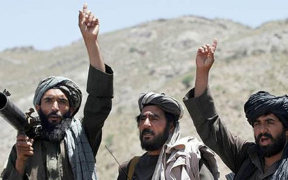 Taliban Reject US Commander's Statement on Peace Talks