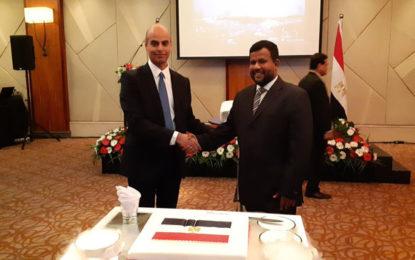 """Sri Lanka, Egypt bilateral relations longstanding"" – Minister Rishad Bathiudeen"