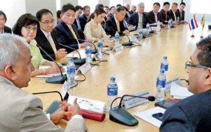 Thai business delegation briefed on Sri Lanka's investment potential