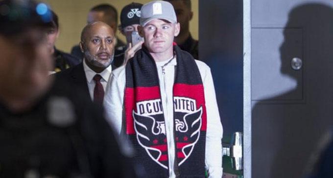 Rooney set to make DC United debut