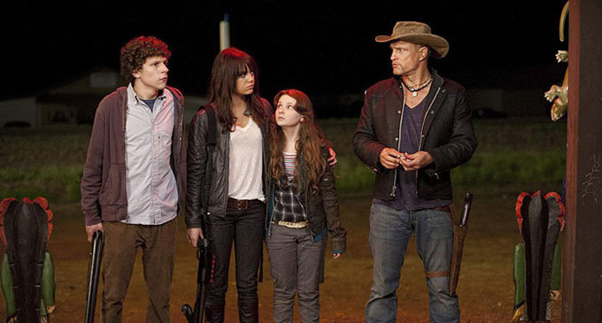 "They are all back for the ""Zombieland"" sequel"