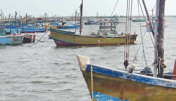 A dead body of Indian fisherman recovered by Navy
