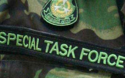 STF to protect prisons from today