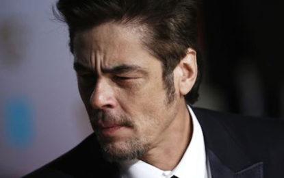 "Del Toro to star in Stone's ""White Lies"""