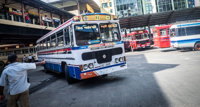 Additional SLTB buses to deployed as private bus strike commences