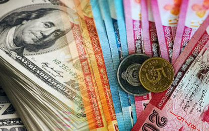 LKR appreciates against the US Dollar by 3.6%