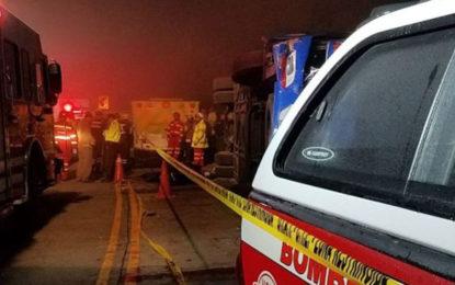 Football fans killed in Ecuador bus crash