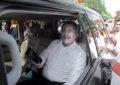 Gotabaya Rajapaksa arrives at Special High Court
