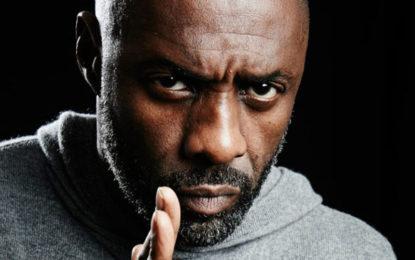Idris Elba shoots down James Bond talk