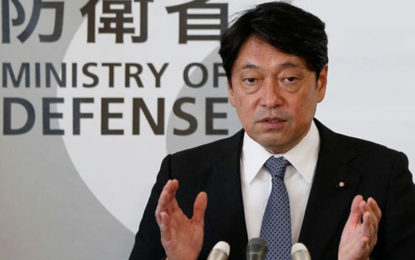 Japanese Defence Minister to visit Sri Lanka next week