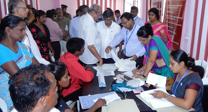 Over 240 returnees applied for Sri Lankan citizenship at Mannar ICMC