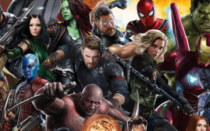 Marvel re-releasing all their films in IMAX