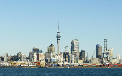 New Zealand bans foreigners from buying property