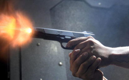 A 35 year old businessman shot dead in Sapugaskanda