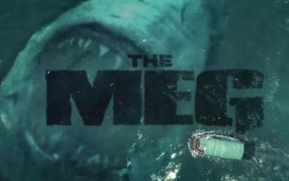"""Meg"" takes $44 million chomp out of box-office"