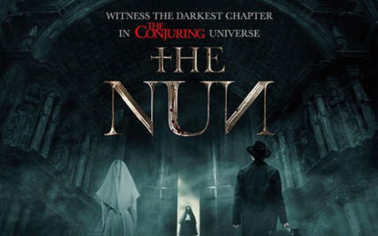 """""""The Nun"""" gets a new poster"""