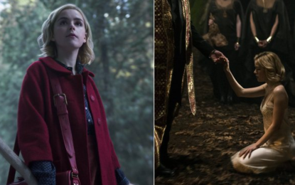 First look: Netflix's Chilling Adventures of Sabrina