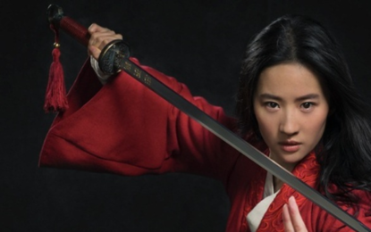 Disney reveals first look of Mulan's live-action remake