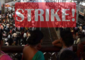 Railway Unions to strike again