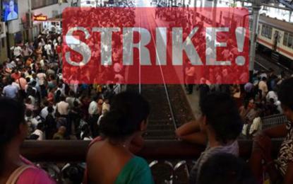 Railway Unions to strike again