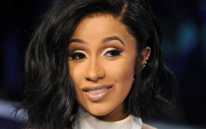 Nicky Minaj is not the first victim of Cardi B's shoe attack