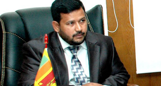Defamation of Minister Rishad results in compensation demand