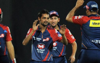 Indian spinner Nadeem breaks limited-overs record