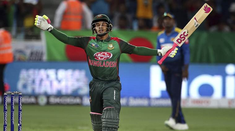 Mushfiqur Rahim stars in Bangladesh's 137-run win over Sri Lanka in Asia Cup