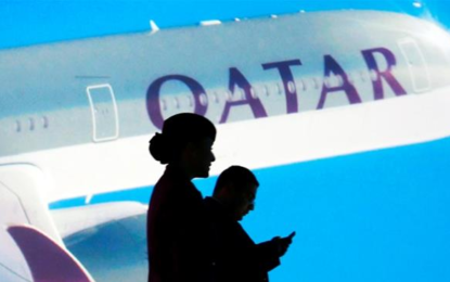 Qatar Airways files $69m loss amid Gulf crisis