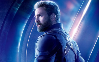 "Chris Evans wraps ""Avengers,"" joins ""Knives"""