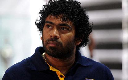 Lasith Malinga appointed as Sri Lanka ODI and T20I captain