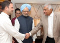 India's Congress Party and Premier discuss maritime issues