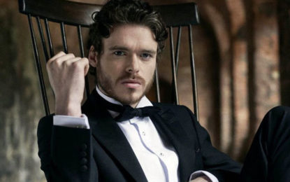 Richard Madden now rumoured for Bond