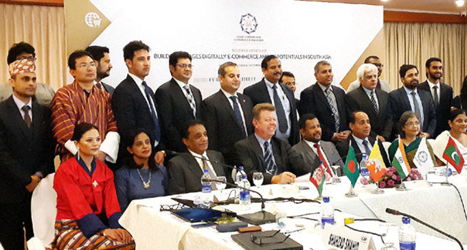 Colombo hosts e-commerce meet to boost SAARC trade