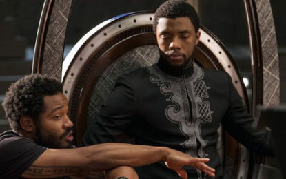 "Coogler returns for ""Black Panther 2"""