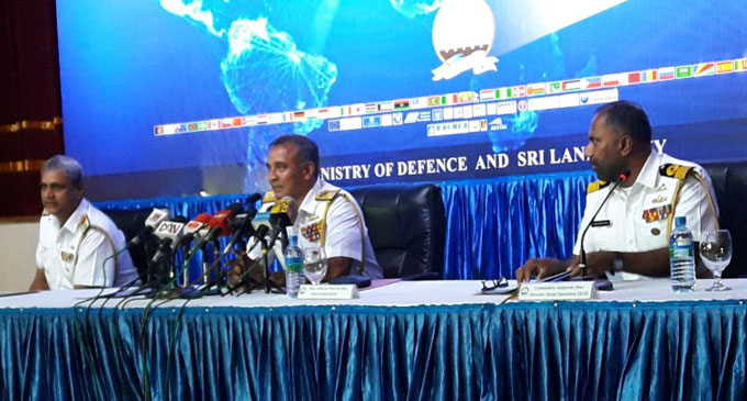 Navies from China, India, US, UK, Japan, Maldives to meet in Colombo