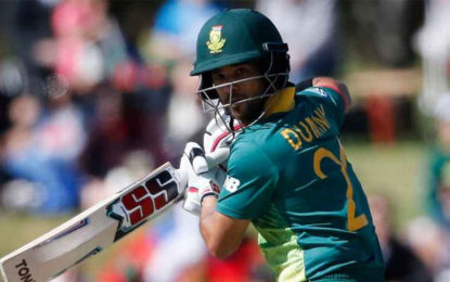 Duminy to miss Australia series to undergo surgery