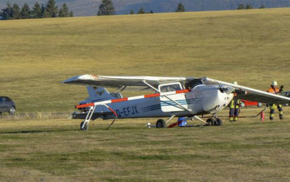 Plane accident in central Germany cost 3 lives
