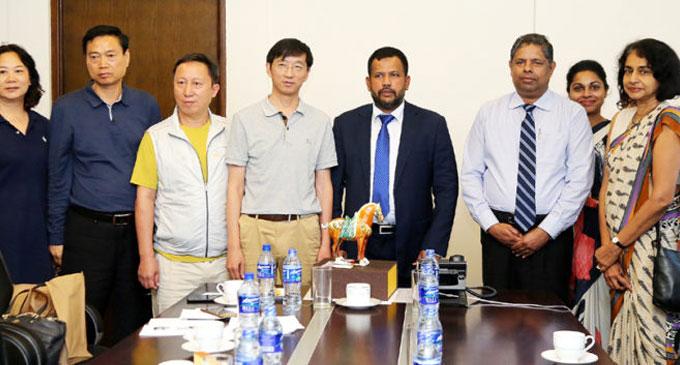 CHINA'S LARGEST AGRI-WHOLESALER WANTS SL PRODUCE