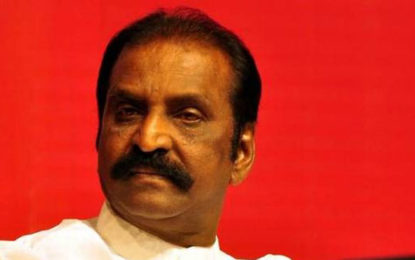 Vairamuthu denies allegations of sexual misconduct?